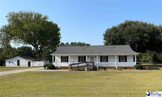 1354 Cattle Ridge Rd, Cheraw, SC 29520 (MLS #20213309) :: Crosson and Co
