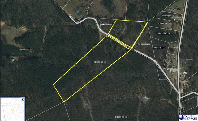 Harpe Hill Rd (+/- 19.5 Acres), Chesterfield, SC 29709 (MLS #20213319) :: Crosson and Co