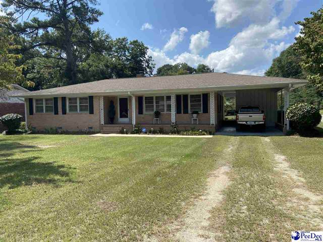 250 N Williamson Rd, Florence, SC 29506 (MLS #20213343) :: Crosson and Co