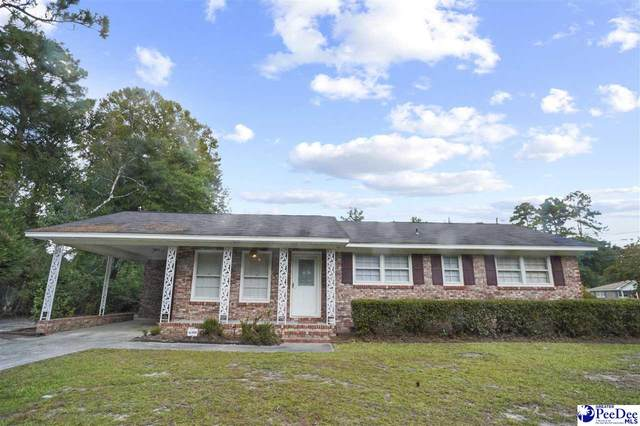 3705 E King Henry Drive, Florence, SC 29506 (MLS #20213348) :: Crosson and Co