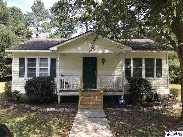 1724 W Pine Lake Dr, Florence, SC 29506 (MLS #20213356) :: Crosson and Co