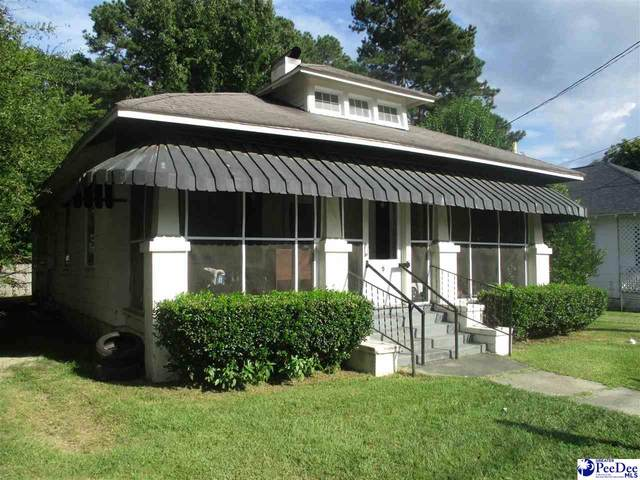 154 S Guerry St., Florence, SC 29501 (MLS #20213385) :: Crosson and Co