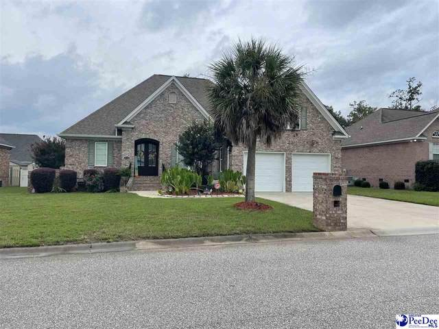 4158 Rodanthe Circle, Florence, SC 29501 (MLS #20213396) :: Crosson and Co