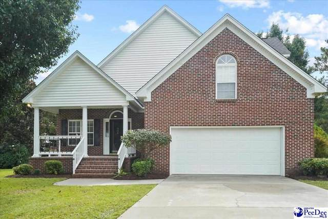 984 Leyland Drive, Florence, SC 29501 (MLS #20213401) :: Crosson and Co