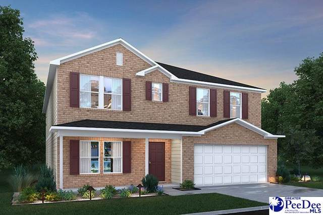 4050 Lake Russell Dr, Florence, SC 29501 (MLS #20213411) :: Crosson and Co