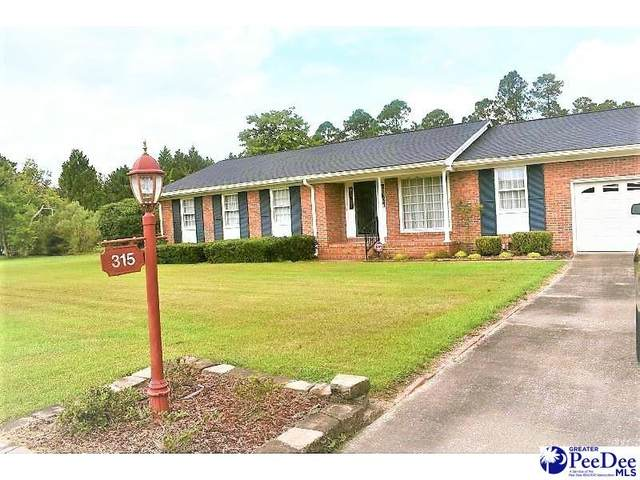 315 Sanders Ct., Mullins, SC 29547 (MLS #20213414) :: Crosson and Co