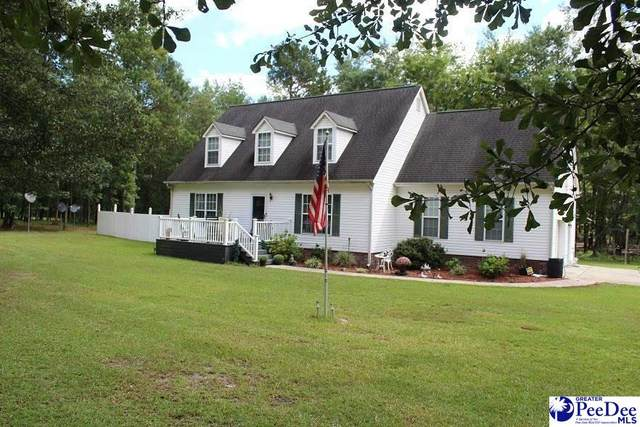 364 Bartells Rd., Lake City, SC 29560 (MLS #20213459) :: Coldwell Banker McMillan and Associates