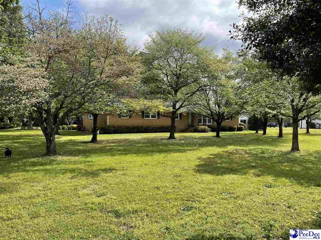 2629 Hoffmeyer Rd, Florence, SC 29501 (MLS #20213467) :: Crosson and Co