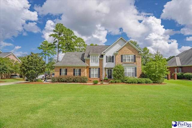 2505 Abbey Way, Florence, SC 29501 (MLS #20213468) :: Crosson and Co