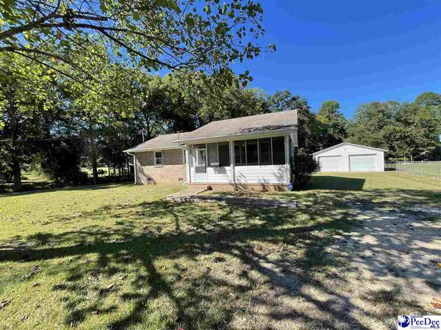 106 Rosemary Street, Mccoll, SC 29570 (MLS #20213479) :: Crosson and Co