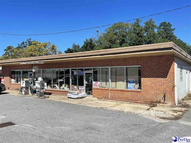 1317 W Highway 378 Hanna, pam, SC 29583 (MLS #20213485) :: Crosson and Co