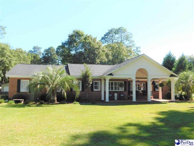 1332 Jackson Avenue, Florence, SC 29501 (MLS #20213486) :: Coldwell Banker McMillan and Associates