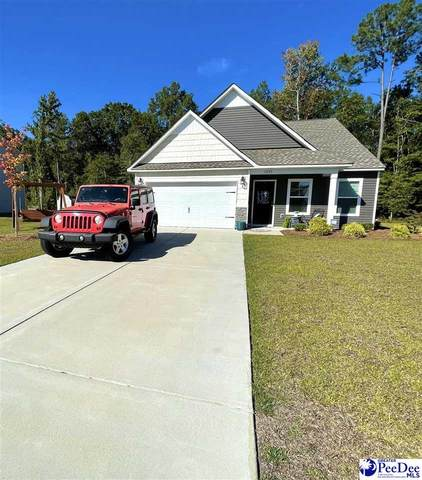 1039 Took Place, Florence, SC 29505 (MLS #20213497) :: Crosson and Co
