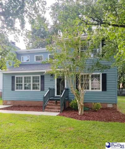 609 Mckeithan Rd, Florence, SC 29501 (MLS #20213500) :: Crosson and Co