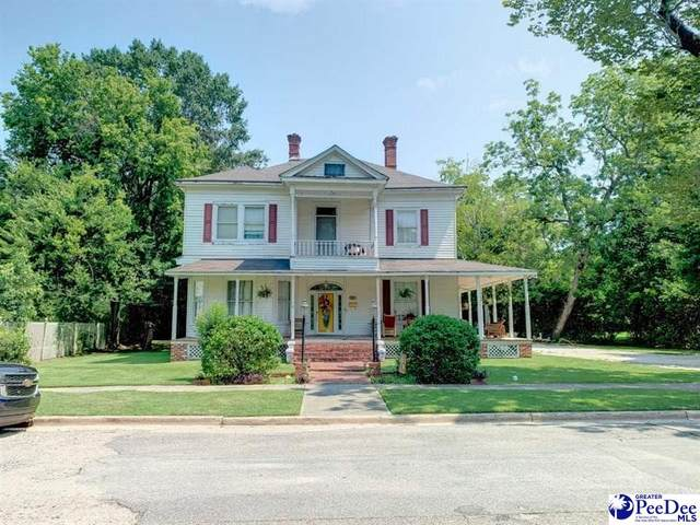 311 Harllee Pl, Marion, SC 29571 (MLS #20213546) :: Crosson and Co