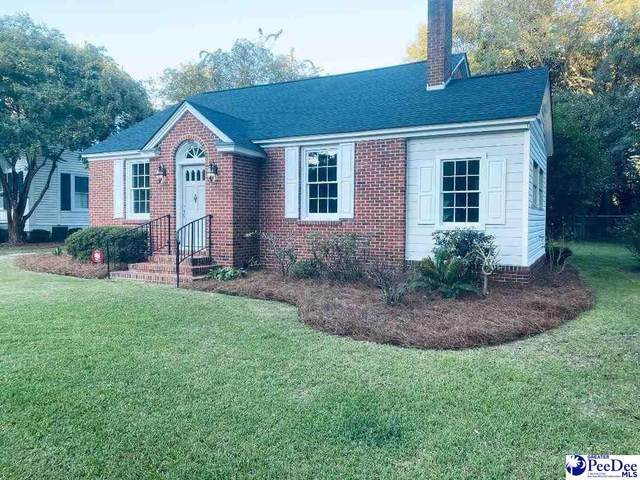 816 Evans Rd, Marion, SC 29571 (MLS #20213548) :: Crosson and Co