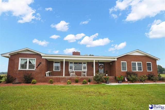 2314 State Highway 102, Chesterfield, SC 29709 (MLS #20213552) :: Crosson and Co