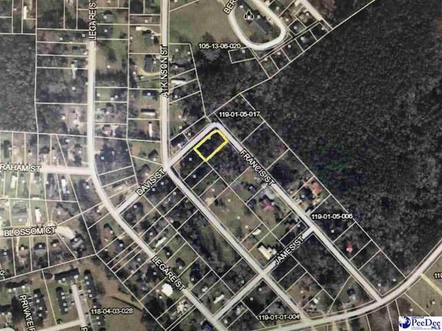 211 Davis Street, Latta, SC 29565 (MLS #20213554) :: Crosson and Co