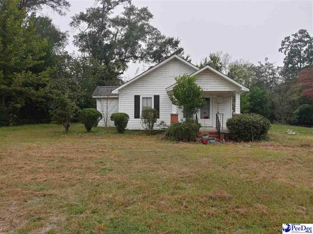 414 Patrick Hwy, Hartsville, SC 29550 (MLS #20213565) :: Crosson and Co