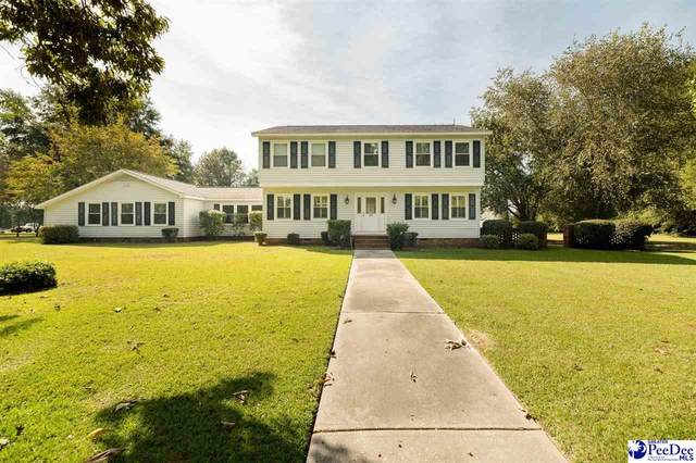237 Timberlake Dr, Florence, SC 29501 (MLS #20213582) :: Crosson and Co