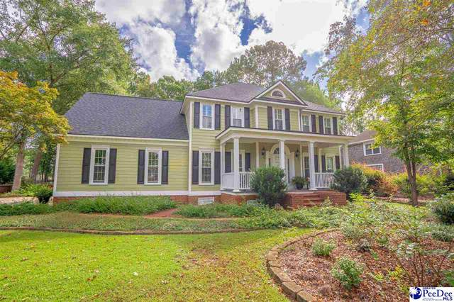 806 Vintage Dr, Florence, SC 29501 (MLS #20213623) :: Crosson and Co