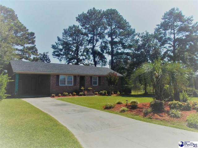 1430 Aaron Circle, Florence, SC 29506 (MLS #20213635) :: Crosson and Co