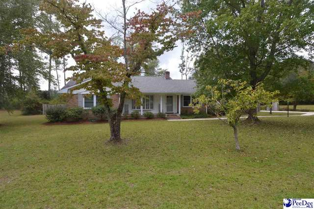 1016 Edgewood Drive, Hartsville, SC 29950 (MLS #20213643) :: Crosson and Co