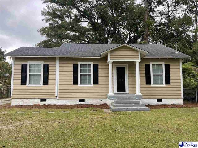 602 Park Ave., Florence, SC 29501 (MLS #20213646) :: Crosson and Co