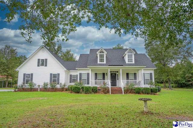 1535 Big Swamp Road, Pamplico, SC, SC 29583 (MLS #20213665) :: Crosson and Co