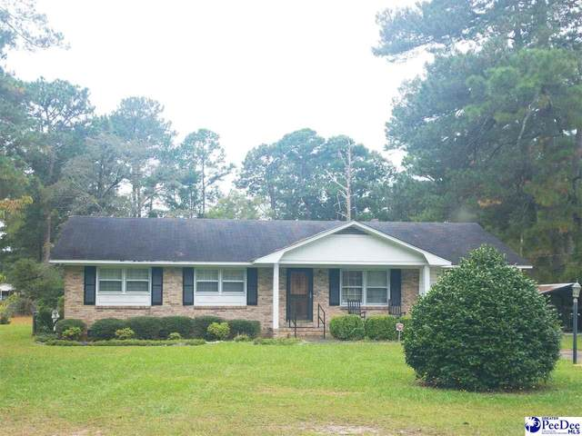 3614 Carroll Drive, Florence, SC 29506 (MLS #20213673) :: Crosson and Co