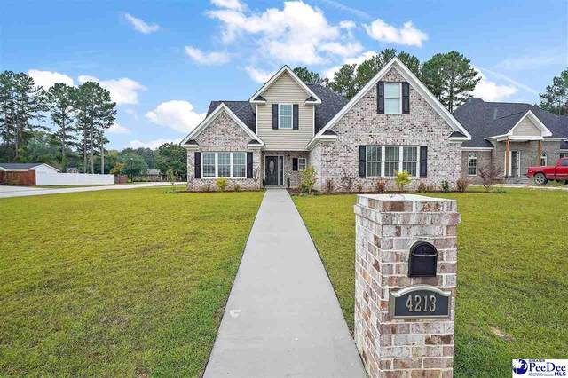4213 Rodanthe Circle, Florence, SC 29501 (MLS #20213680) :: Crosson and Co