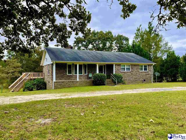 121 W Old Camden Rd, Hartsville, SC 29550 (MLS #20213681) :: Crosson and Co