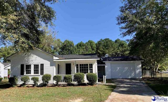 1119 Sandy Bluff Rd, Mullins, SC 29574 (MLS #20213685) :: Crosson and Co