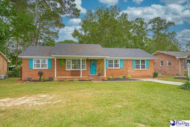 1604 Bellevue, Florence, SC 29501 (MLS #20213687) :: Crosson and Co