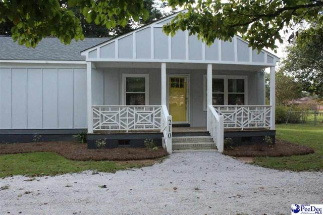 210 14th Street, Hartsville, SC 29550 (MLS #20213689) :: Crosson and Co