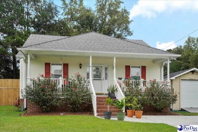 634 Garden Hills Dr, Florence, SC 29505 (MLS #20213696) :: Crosson and Co