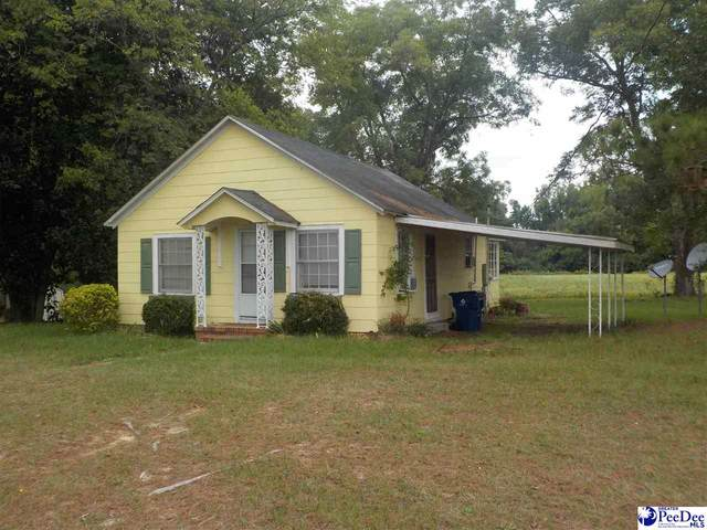 TBD Academy Road, Bennettsville, SC 29512 (MLS #20213697) :: Crosson and Co
