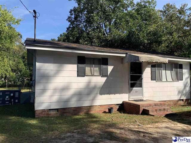 1004 E Carolina Avenue, Hartsville, SC 29550 (MLS #20213710) :: Crosson and Co