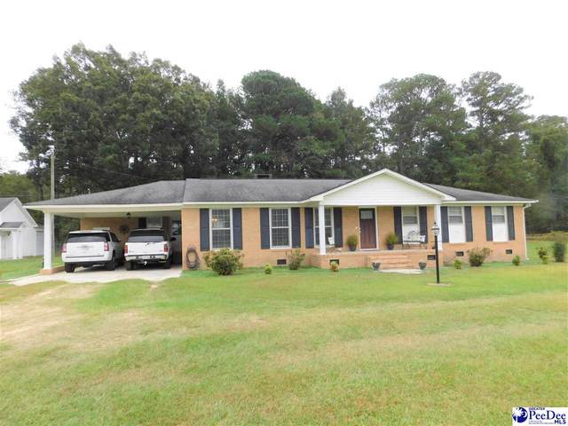 720 Fore Road, Florence, SC 29506 (MLS #20213717) :: Crosson and Co