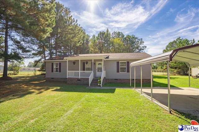 324 Ella Henry Cir, Timmonsville, SC 29161 (MLS #20213740) :: Crosson and Co
