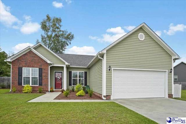 3032 Red Berry Circle, Effingham, SC 29541 (MLS #20213742) :: Crosson and Co