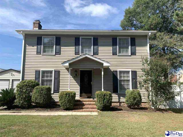 455 Bellingham Ct, Florence, SC 29501 (MLS #20213745) :: Crosson and Co