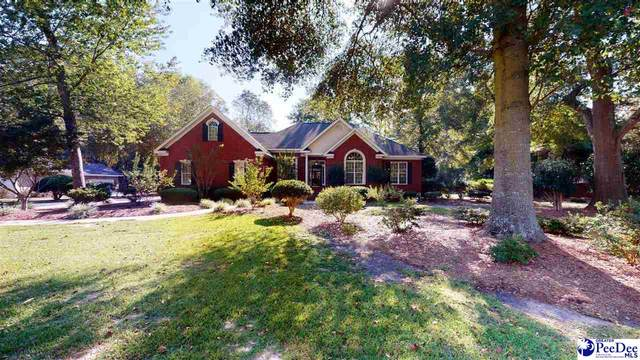 311 Thoroughbred Trail, Hartsville, SC 29550 (MLS #20213750) :: Crosson and Co