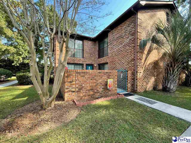 720 Coventry Lane Unit E, Florence, SC 29501 (MLS #20213754) :: Crosson and Co