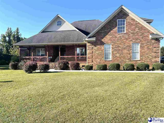 3613 Marblehead Ct., Effingham, SC 29541 (MLS #20213764) :: Crosson and Co