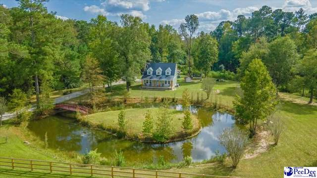 4899 Bluff Road, Mullins, SC 29574 (MLS #20213793) :: Crosson and Co