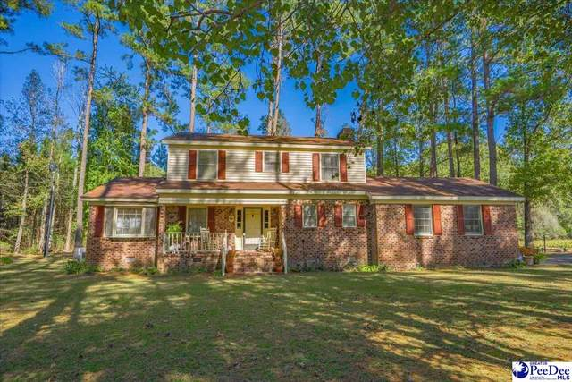 5604 Smithboro Rd, Mullins, SC 29574 (MLS #20213799) :: Crosson and Co