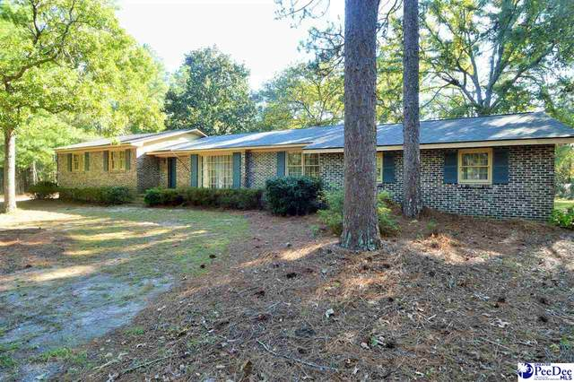 615 Lyndale Drive, Hartsville, SC 29550 (MLS #20213800) :: Crosson and Co
