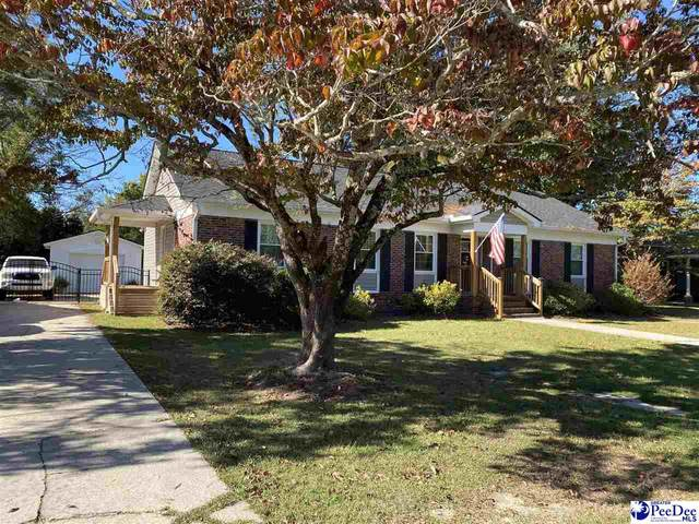 1712 Winthrop Drive, Florence, SC 29501 (MLS #20213813) :: Crosson and Co