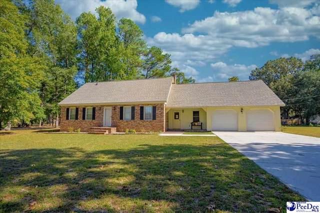 1705 Wisteria Circle, Hartsville, SC 29550 (MLS #20213817) :: Crosson and Co